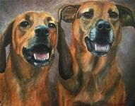 charlotte pet portrait artist