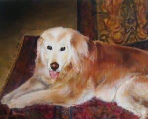 dog painting artist philadelphia