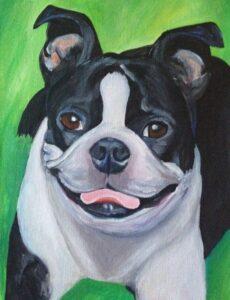 San Antonio Pet Portait Artist